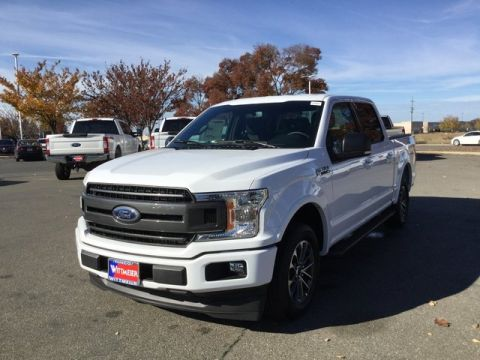New 2018 Ford F-150  RWD Crew Cab Pickup