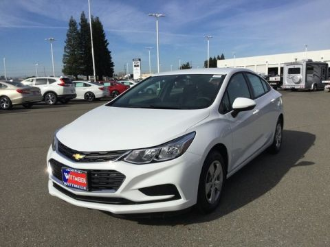2018 Chevrolet Cruze LS 4dr Car