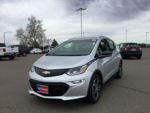 New 2018 Chevrolet Bolt EV Premier