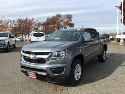 New 2018 Chevrolet Colorado 4WD LT 4WD