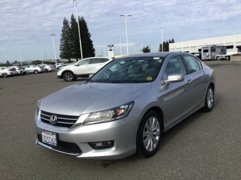 Pre-Owned 2014 Honda Accord Sedan EX FWD 4dr Car