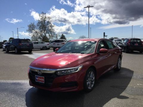 2018 Honda Accord Sedan LX 4dr Car