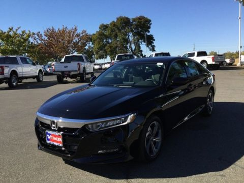 2018 Honda Accord Sedan EX 4dr Car