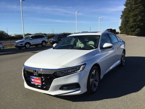 2018 Honda Accord Sedan EX-L 4dr Car
