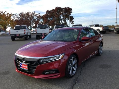 2018 Honda Accord Sedan Touring 4dr Car