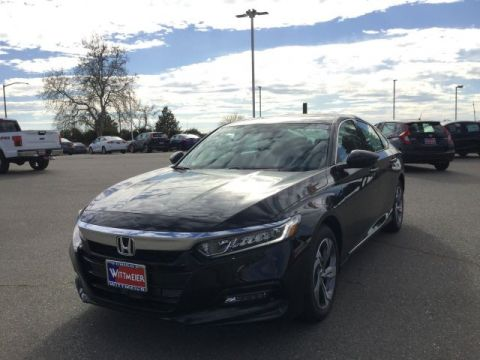 New 2018 Honda Accord Sedan EX-L 2.0T