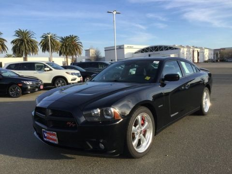Pre-Owned 2013 Dodge Charger RT RWD 4dr Car