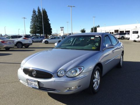 Pre-Owned 2006 Buick LaCrosse CX FWD 4dr Car