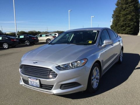 Pre-Owned 2013 Ford Fusion SE FWD 4dr Car