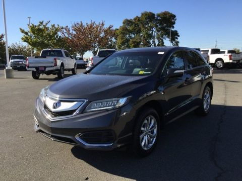 Pre-Owned 2016 Acura RDX  With Navigation