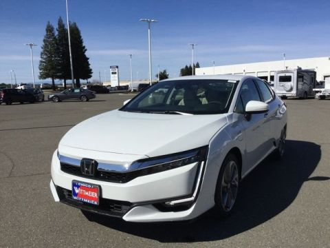 2018 Honda Clarity Plug-In Hybrid Touring 4dr Car