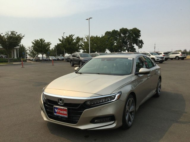 New 2018 Honda Accord Sedan Touring 1.5T
