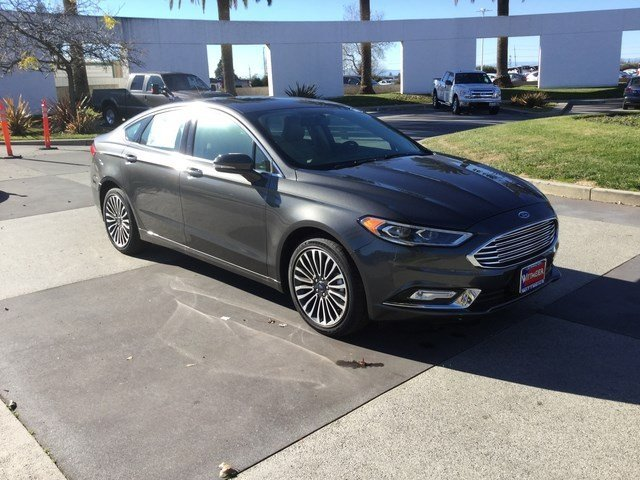 New 2017 ford fusion se 4dr car in chico 170016 for Dr of motors chico