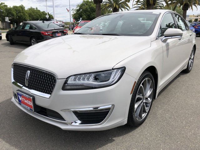 New 2019 Lincoln MKZ Hybrid Reserve I