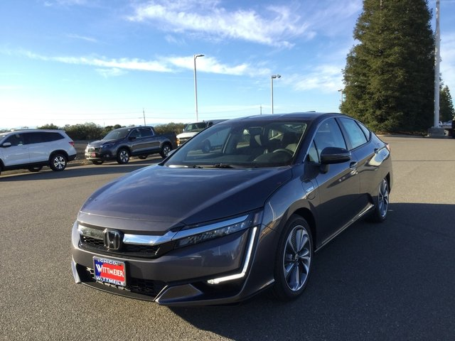 New 2018 Honda Clarity Plug-In Hybrid Touring